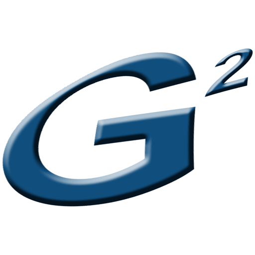 G2 Automated Technologies site favicon logo in blue